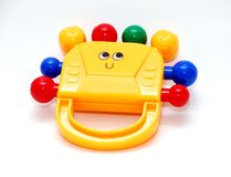 Yellow Toys Royalty Free Stock Images