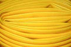 Yellow tube Stock Photos