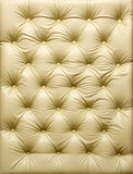 Yellow upholster pattern Royalty Free Stock Photos