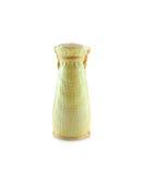 Yellow vase flowers. Stock Photo