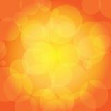 Yellow vector background Stock Photo