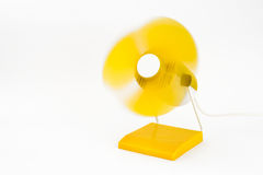 Yellow ventilator Royalty Free Stock Photo
