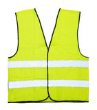 Yellow vest Royalty Free Stock Photography