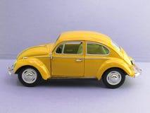 Yellow Volkswagen Beetle Stock Images