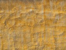 Yellow wall Royalty Free Stock Image