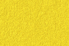 Yellow wall Stock Photo