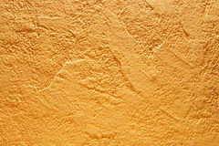 Yellow wall royalty free stock photography