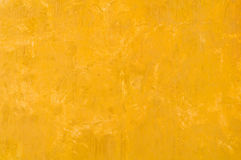 Yellow wall background texture. Dark yellow wall background texture Royalty Free Stock Image