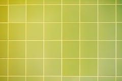 Yellow wall background Stock Image
