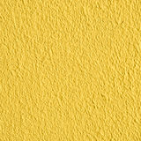 Yellow wall Stock Photography