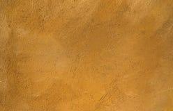 Yellow Wall Texture Stock Photo