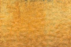 Yellow wall Royalty Free Stock Image