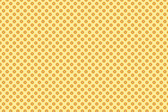 Yellow wallpaper pattern background Royalty Free Stock Photography