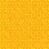 Yellow warm digital seamless pattern background Royalty Free Stock Images