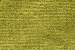 Yellow washed carpet texture, linen canvas white texture background Stock Photo
