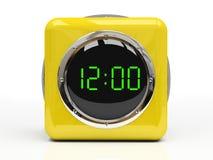 Yellow watch Stock Photo