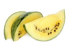 Yellow watermelon Royalty Free Stock Image