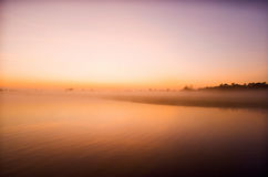 Yellow Waters Sunrise Royalty Free Stock Photo