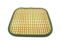 Yellow wattled rug Stock Image