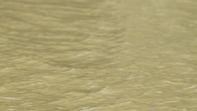 Yellow wave background Royalty Free Stock Photos