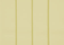Yellow  window blind for background Stock Images