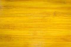 Yellow wood background Royalty Free Stock Photos