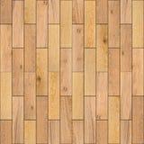 Yellow Wood Parquet Floor. Seamless Texture. Royalty Free Stock Photo