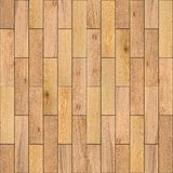 Yellow Wood Parquet Floor. Seamless Texture. Royalty Free Stock Photo