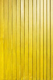 Yellow wood plank wall texture background stock photos