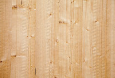 Yellow wood texture Royalty Free Stock Images