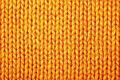Yellow wool Royalty Free Stock Images