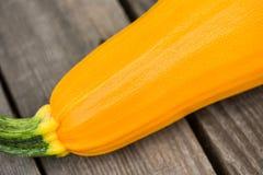 Yellow zucchini Royalty Free Stock Photo