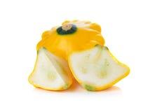 Yellow zucchini Stock Photos