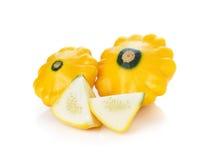 Yellow zucchini squash Stock Photo