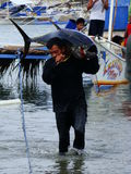 Yellowfin tuna artisanal fishery in Philippines#29 Stock Photos