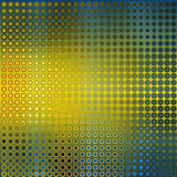 Yellowish abstract Stock Photography
