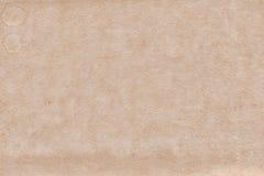 Yellowish antyczny papier Obraz Stock