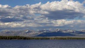 Yellowstone湖,黄石国家公园 库存图片