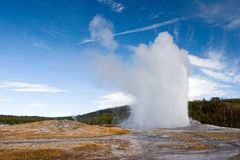 Yellowstone Lizenzfreies Stockfoto