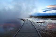 Yellowstone Arkivfoto