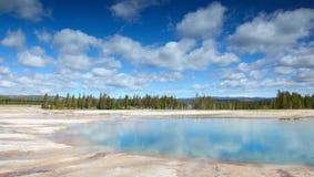 Yellowstone Image libre de droits