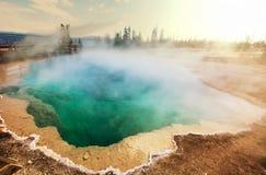 Yellowstone Royalty-vrije Stock Afbeelding