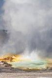 yellowstone Royalty-vrije Stock Afbeeldingen