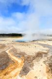 yellowstone Photos libres de droits