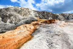 yellowstone Images stock