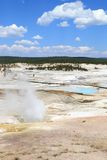 yellowstone Fotografia Stock