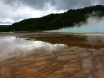 yellowstone Photo stock