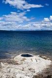 Yellowstone för havsvatten nationalpark Royaltyfri Fotografi