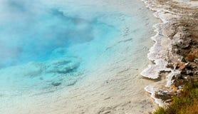 Yellowstone-Farben Lizenzfreies Stockfoto