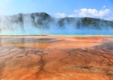 Yellowstone Royalty Free Stock Images